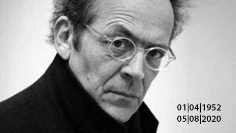 image of Bernard Stiegler